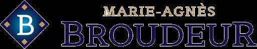 Marie-Agnès Broudeur